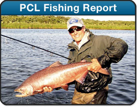 PCL Fishing Report