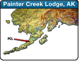 Painter Creek Lodge, AK
